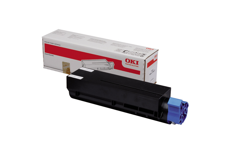 OKI 43837132 black toner original