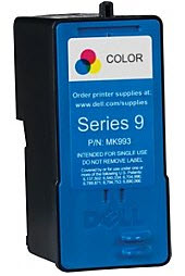 Dell Series 9 MK993 high capacity colour ink cartridge original