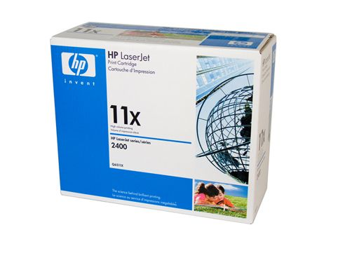 Hp Q6511X Black Toner Original -  HP 6511X Black Toner
