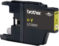 Brother LC-1240 Yellow Ink Cartridge Original