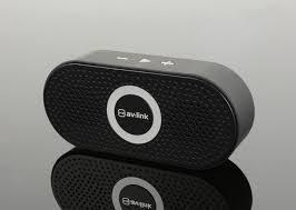 AV Link Portable Speaker Bluetooth Black