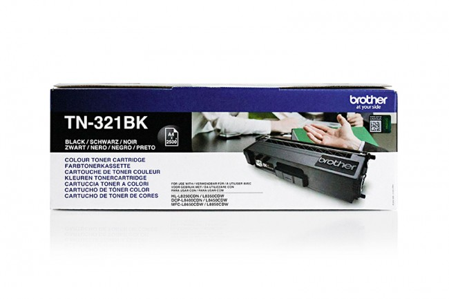 Brother TN321BK black toner original