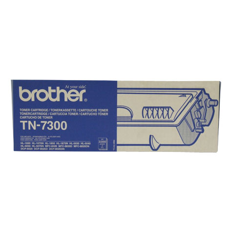Brother TN-7300 Original Black Toner original