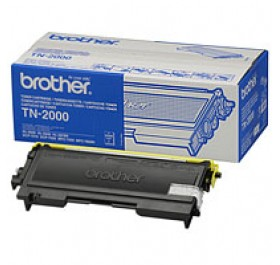 Brother TN-2000 Black Toner Original