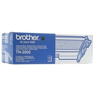 Brother TN-2005 Original Black Toner - Brother 2005 Original