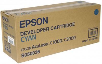 Epson S050036 cyan toner ORIGINAL