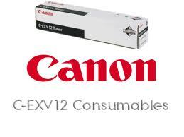 Canon C-EXV12 black toner ORIGINAL