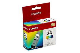 Canon 24C Colour Ink Tank Original Canon BCI-24C Colour Ink