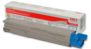 OKI 43459331 high-capacity cyan toner original