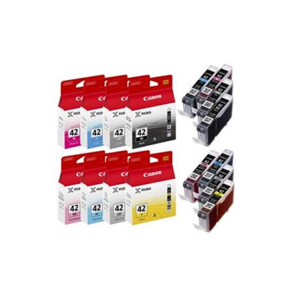 Canon CLI-42 8 Colour Ink Cartridge Multi-Pack