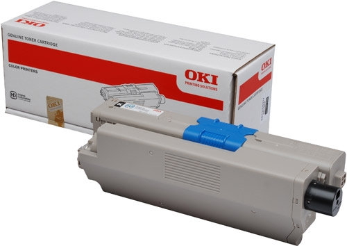 OKI 44973508 black high-cap toner original