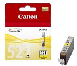 Canon CLI-521 Yellow Ink Cartridge Original
