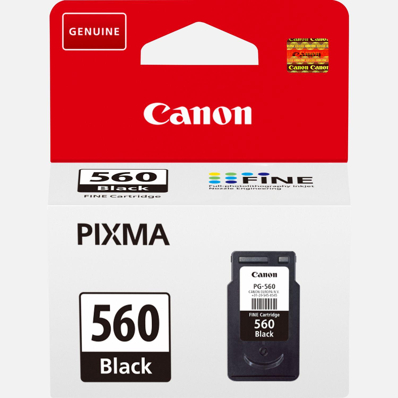 Canon PG-560 black ink cartridge Original