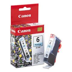 Canon BCI-6 Photo Cyan Ink Tank Original