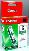 Canon BCI-6 Green Original Ink Tank for PIXMA iP8500