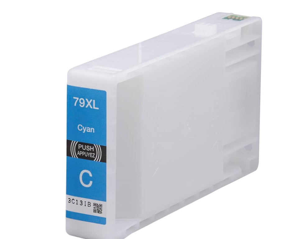 Compatible For Epson T7892 cyan ink cartridge High Cap