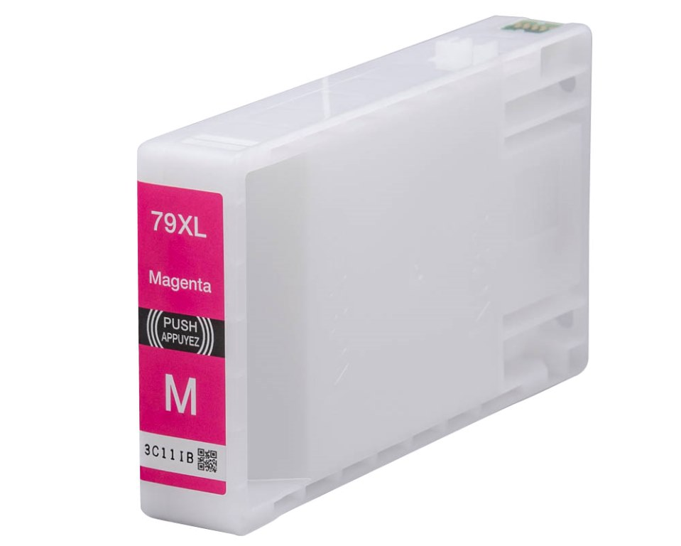 Compatible For Epson T7893 magenta ink cartridge High Cap