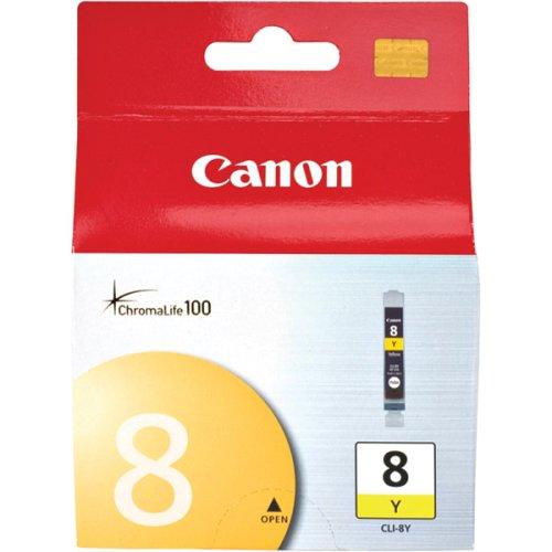 Canon CLI-8 Yellow Ink Cartridge Original