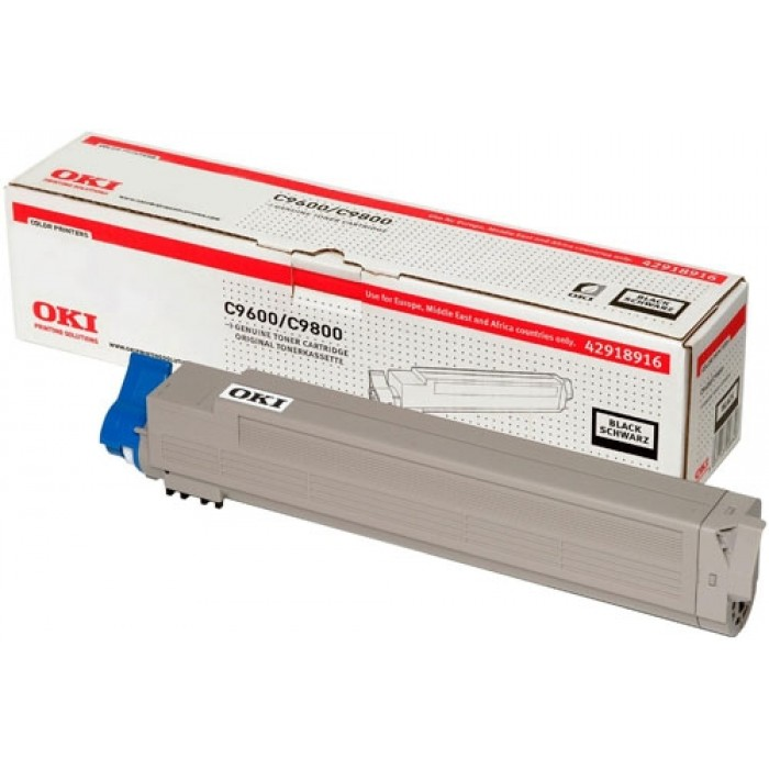 OKI 42918916 black toner original