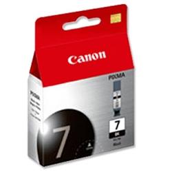 Canon PGI-7BK Black Ink Cartridge Original