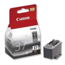 Canon PG-37 Black Ink Cartridge Original