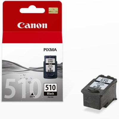 Canon PG-510 Black Ink Cartridge Original