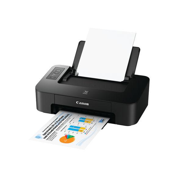Canon Pixma TS205 Printer Simple USB Connectivity