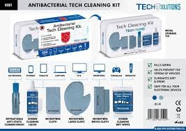 Anti Bacterial Tech Cleaning Kit - Tech Solutions