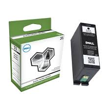 Dell Series 31 black ink cartridge original