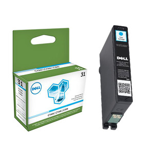 Dell Series 31 cyan ink cartridge original