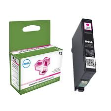 Dell Series 31 magenta ink cartridge original