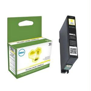 Dell Series 31 yellow ink cartridge original