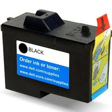 Dell 7Y743 Black ink Cartridge Original Dell series 2 Black
