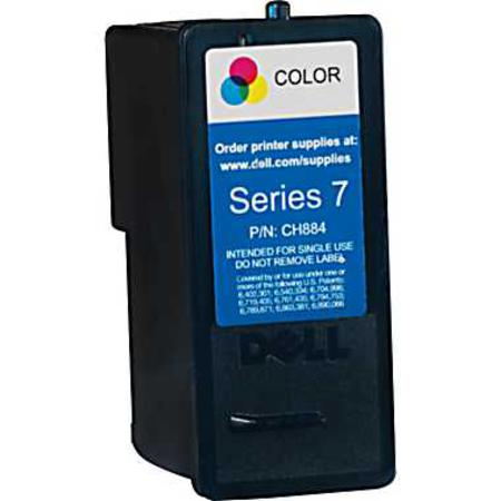 Dell Series 7 colour high-cap ink cartridge Original