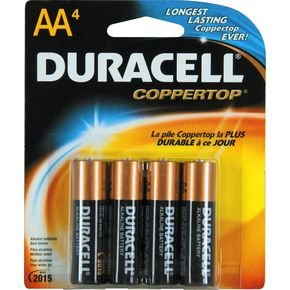 Duracell AA Batteries 5 Pack