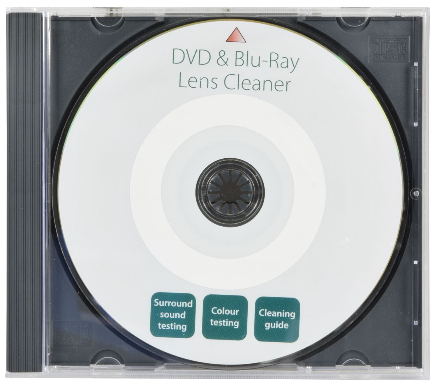 DVD And Blue Ray Lens Cleaner