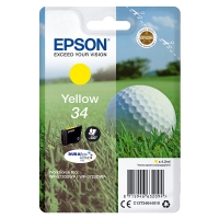 Epson 34 T3464 yellow ink cartridge original