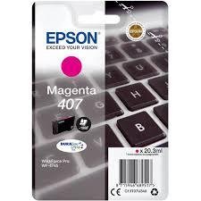 Epson 407 Magenta Ink Original