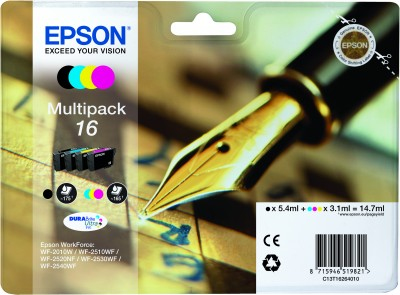Epson 16 multi-pack ORIGINAL