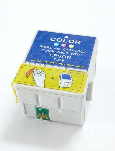 8 Colour Ink Cartridge Compatible For Epson Chipped
