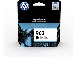 HP 963 black ink cartridge original