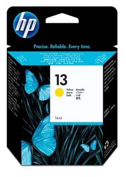Hp 13 Yellow Ink Cartridge Original