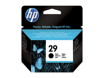 HP 29 Black Print Cartridge 40ml original