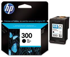 Hp 300 Black Ink Cartridge Original