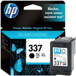 Hp 337 Black Ink Cartridge Original