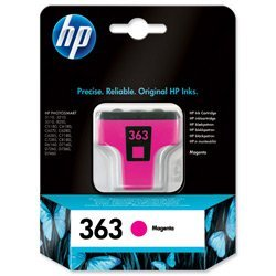 Hp 363 Magenta Ink Cartridge Original