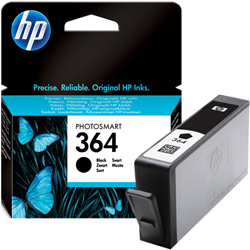 Hp 364 Black ink Cartridge Original