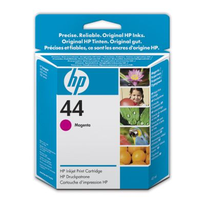 HP 44 Magenta Ink Cartridge for DesignnJet 350C- 750C- 75
