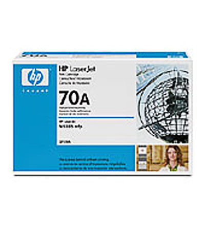 HP Q7570A Black Print Cartridge Original