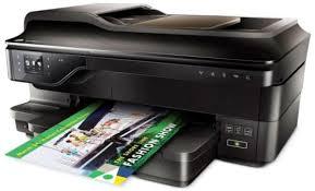 HP Officejet 7612 Wide Format A3 All inOne Inkjet Printer Wireless